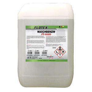 Flotex Waschbenzin, 25L Reinigungsbenzin Textil & Kunststoff, Oberflächen & Arbeitsgeräte