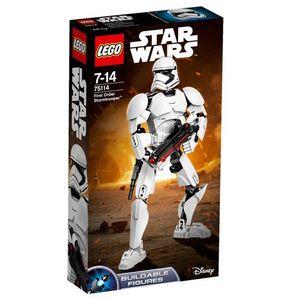LEGO® SW-Actionfigur First Order Stormtrooper (75114) Lego Spielwaren GmbH