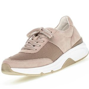 GABOR Rollingsoft Damen Sneaker Rosa, Schuhgröße:EUR 41