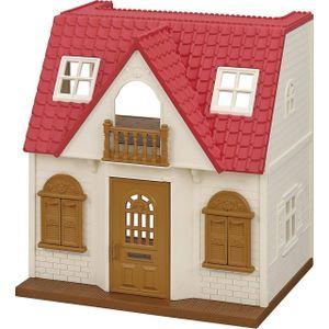 Epoch Sylvanian Families Starter Haus, Spielzeug, Sammelfiguren, 5303
