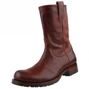 Sendra Herren Stiefel 7133 Braun , Schuhgröße:EUR 43