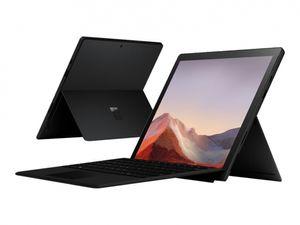 MICROSOFT Surface Pro 7 Black / i5 / 8 GB / 256 GB, Farbe:Schwarz