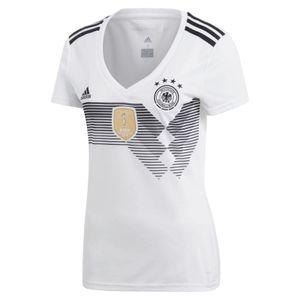 Adidas Dfb H Jsy W White/Black Xs