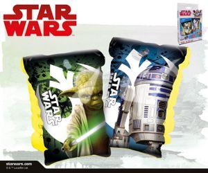 Happy People 16340 Schwimmflügel Schwimmhilfe Star Wars Yoda & R2-D2