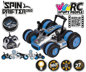 Happy People, Spin Drifter 360