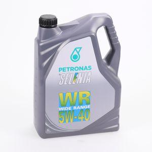 Petronas Selenia WR Motoröl Öl 5W40 5L 5 Liter A3/B4 SN/CF Fiat 9.55535-N2
