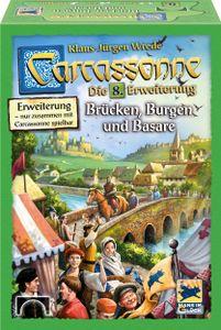 Hans im Glück Carcassonne, Brücken Burgen und Basare, Erweiterung 8