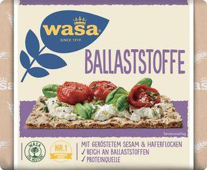 Wasa Fit Vital Ballaststoffe mit geröstetem Sesam Haferflocken 230g