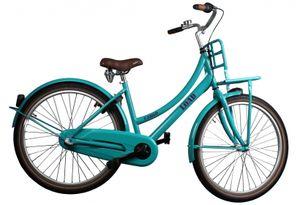 Bike Fun Kinderfahrräder Mädchen Cargo Load 26 Zoll 43 cm Mädchen 3G Rücktrittbremse Grün