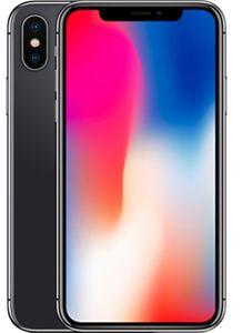 APPLE IPHONE X 256GB - Space Grau - Ohne Vertrag - ohne Simlock - Smartphone -