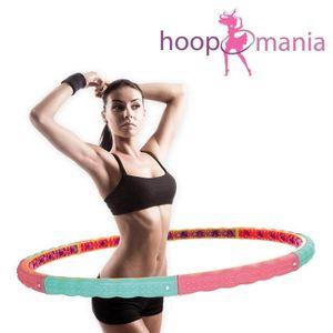Hoopomania Anion Hoop, Hula Hoop mit 40 Magneten 2.1kg