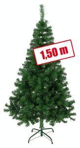 Weihnachtsbaum 150cm hoch, mit Metallständer