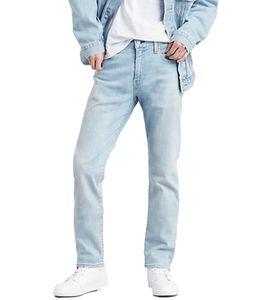 LEVI´S 502 Jeans bequeme Denim-Hose für Herren Regular Taper Hellblau, Größe:W31/L34