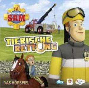 Feuerwehrmann Sam - Tierische Rettung - Das Hörspiel