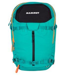 MAMMUT Pro X Women Removable Airbag 3.0 Rucksack effizienter Damen Funktions-Rucksack 35 Liter Türkis