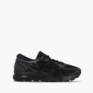 asics Gel-Nimbus 21 Herren Sneaker Schwarz Schuhe, Größe:40 1/2
