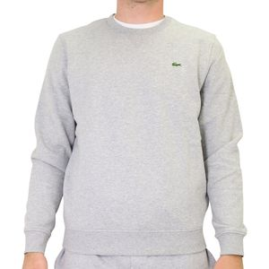 Lacoste Sweatshirt mit Rundhalsausschnitt Herren Grau (SH7613 CCA) Größe: 3 (S)