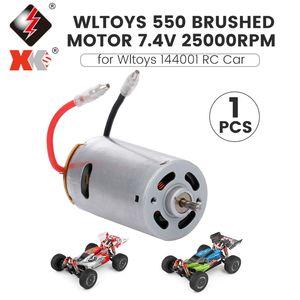 Wltoys 550 Brushed Motor RC Teile 7,4 V 25000 U / min Ersatz fš¹r Wltoys XK 144001 RC Buggy