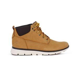 Timberland Kinder Stiefel & Boots Outdoor Veloursleder gelb 36