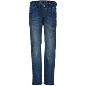 S.Oliver Jungen lange-Hosen in der Farbe Blau - Größe 128