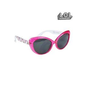 Kindersonnenbrille LOL Surprise! Weiß Pink