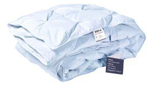 Daunen Feder Bettdecke 135x200 Zudecke Decke Winter Bettdecke atmungsaktiv