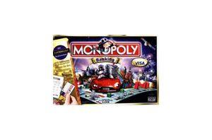 Hasbro Gaming Monopoly Banking