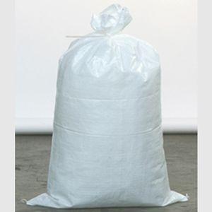 Sandsäcke für Hochwasserschutz, 40 x 60 cm, Verschlußband, 10 Stück