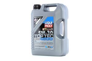Liqui Moly Top Tec 4600 5W 30 Modernes Premium Leichtlaufmotoröl 5L