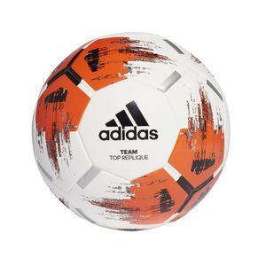 adidas TEAM TOP REPLIQUE Fußball Ball Weiß, Größe:4