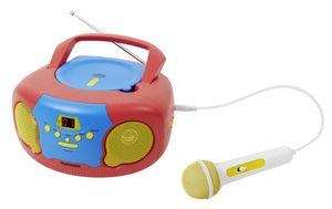 Telefunken RC1012K CD-Radio mit Mikro