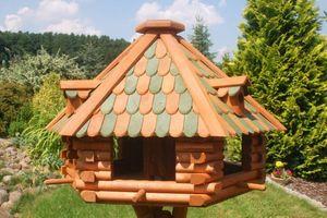 XXL Luxus Vogelhaus absoluter Blickfang