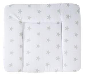 """roba Wickelauflage soft 75 x 85 cm """"Little Stars"""", polyurethanbeschichtet, abwaschbar"""