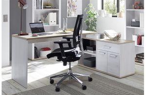 """Winkelkombination Eckschreibtisch Bürotisch Schreibtisch Tisch """"Barbara I"""""""