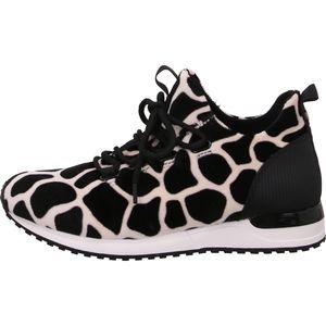 La Strada Damen Sneaker in Schwarz, Größe 39