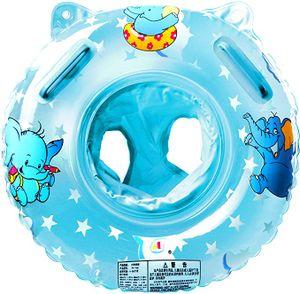 Schwimmring, Baby Schwimmsitz Kinder Schwimmreifen Spielzeug, Kleinkinder ab 6 Monate bis 3 Jahre, Blau