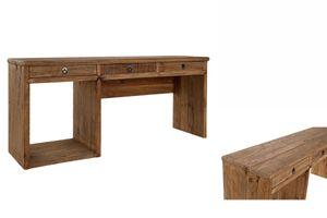 Schreibtisch DKD Home Decor Braun Holz Kiefer 172 x 47 x 76 cm