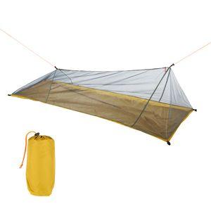 Lixada Outdoor Camping Zelt Ultraleicht Mesh Zelt Moskito Insekt Bug Repellent Net