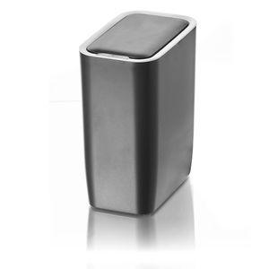 AMARE Kosmetikeimer Automatischer Sensor Mülleimer, rechteckig
