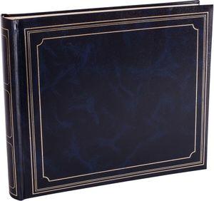 Selbstklebealbum Empire blau 33x28 cm