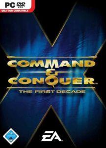 Command & Conquer - Die ersten 10 Jahre (DVD-ROM