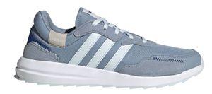 adidas Core Damen Freizeitschuhe Trend Schueh Sneaker RETRORUN blau, Größe:EU 38