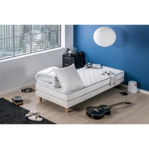 DEKO DREAM Pack Star Matratze 90x190 + Bettdecke 140x200 + Kissen 60x60 - 16 cm