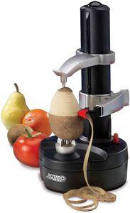 ele ELEOPTION Elektrischer Kartoffelschäler, Multifunktions-Apfelschäler für elektrische Früchte Kartoffelschälmaschine