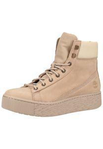 Timberland - Marblesea Hightop Damen Sneaker, Timberland Schuh Farben:Light Beige, Schuhgröße Damen:EU 41 / 9.5