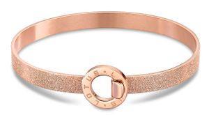 Damen Armband Armreif Edelstahl Lotus Style LS2080-2/3 rosegolden