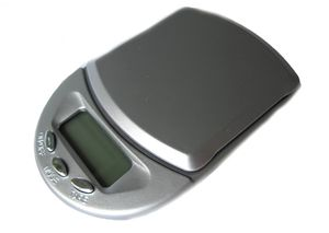 Mini LCD Digital Feinwaage Briefwaage Goldwaage Waage Präzisionswaage 500g/0.1g