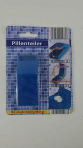 Pillenteiler Tablettenteiler Pillen Zerteiler Tabletten Teiler Kunststoff