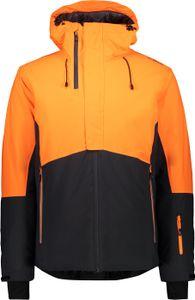 Cmp Man Mid Jacket Fix Hood U423 Antracite 48