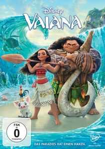 Disney VAIANA [DVD]